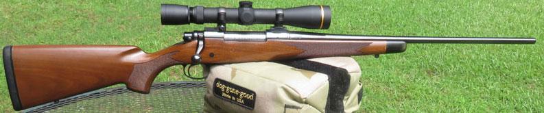 Remington 700 Mountain Rifle in 280 Caliber - The Old Deer Hunters