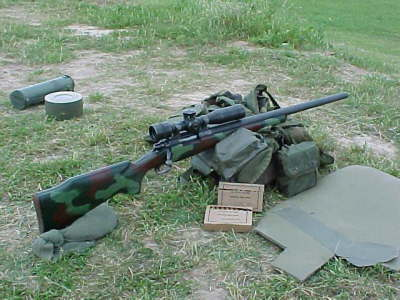 Precision Rifle for Hunters and Civilian Marksmen - The Old Deer Hunters
