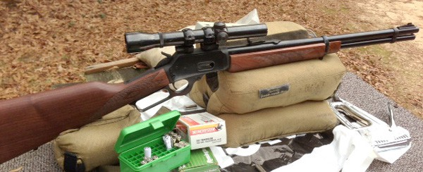 Marlin 1894CS in  357 Magnum Caliber Review - The Old Deer