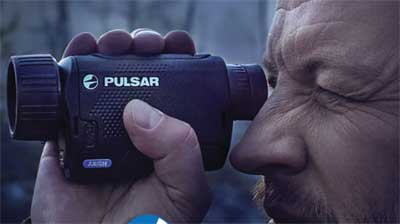 Pulsar Axion Thermal Scanner